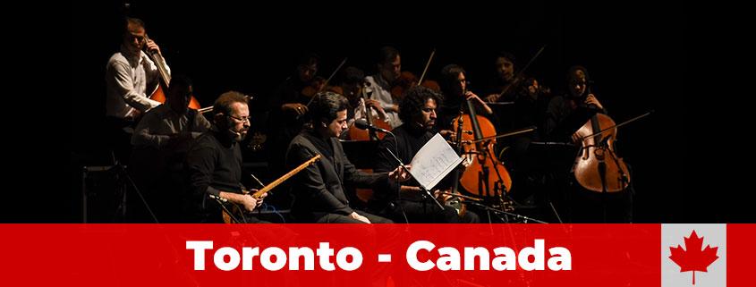کنسرت ایران من در کانادا